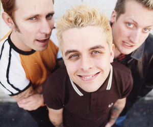 billie, billie joe armstrong, and tre cool image