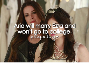 marriage, wedding, and pll image