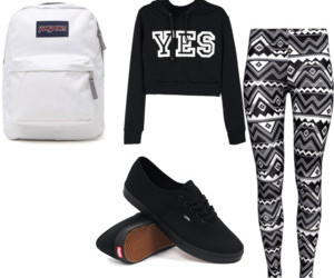 collection, Polyvore, and school image