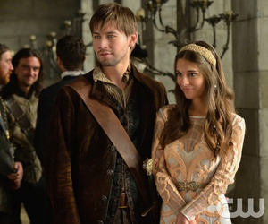 reign, bash, and kenna image