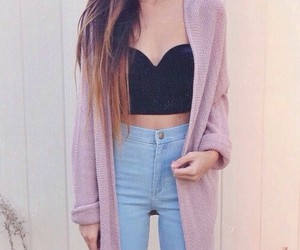 clothes, cozy, and spring image