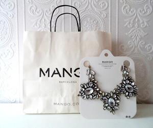 mango, fashion, and necklace image