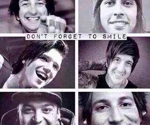 band, smile, and vic fuentes image