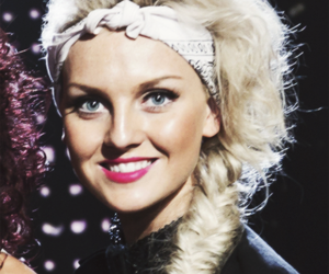 perrie edwards, little mix, and blonde image