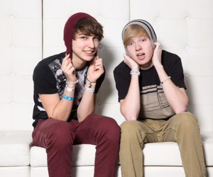 Sam, vine, and colby image