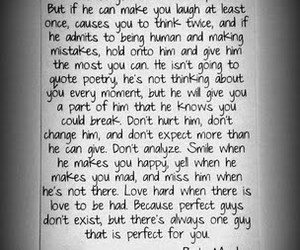 love, quotes, and bob marley image
