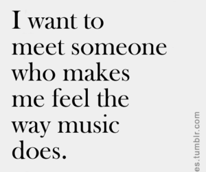 music, love, and quote image