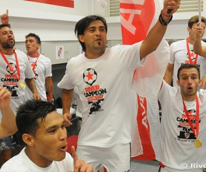 river plate, campeon, and recopa image