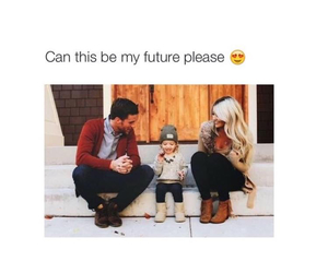 love, family, and future image