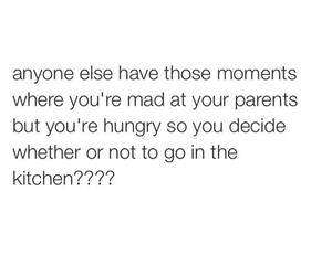 funny, hungry, and parents image