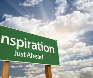 ahead, inspire, and inspiration image