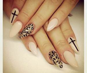 nails and cross image