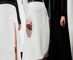 backstage, fashion, and fashion week image