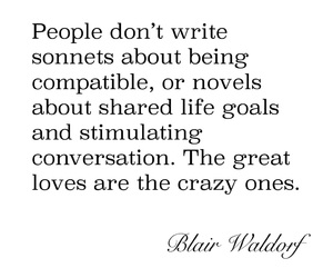 gossip girl, quotes, and sonnets image