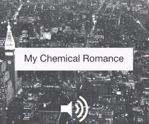 mcr, rock bands, and nowplaying image