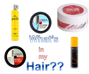 bloggers, product, and hair image
