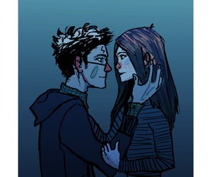art, ginny weasley, and harry potter image