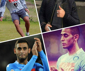 football, algerie, and ghoulam image