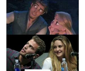 love, divergent, and four image