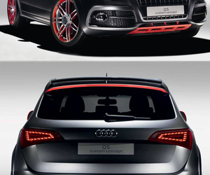 audi, driving, and engine image