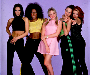 spice girls, grunge, and girl image