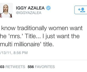 iggy azalea and quote image