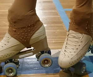 life, roller, and skates image