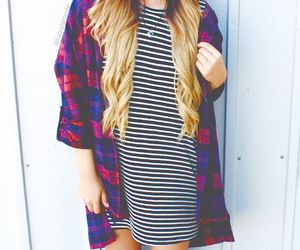 fashion, outfit, and black and white image