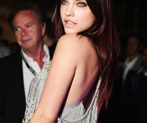 cannes and barbara palvin image