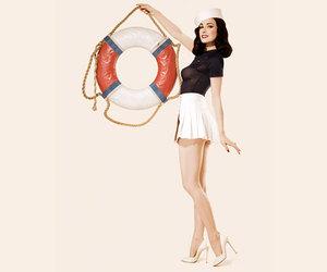 Dita von Teese, Pin Up, and sailor image