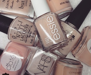 nails, nars, and Nude image