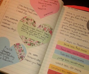 color, quotes, and valentinesday image