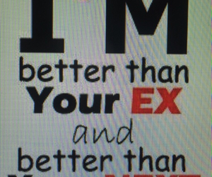 ex, quote, and better image