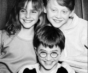 harrypotter, hermione, and hp image