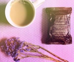 Havanna, tea, and alfajor image