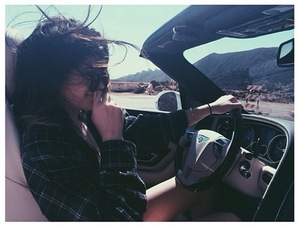 car, kylie jenner, and summer image