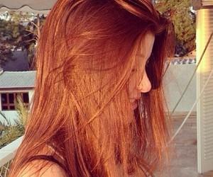 hair and ruiva image