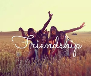 friends, friendship, and summer image
