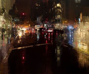 art, painting, and jeremy mann image