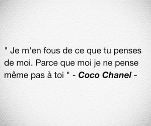 coco chanel, french, and quote image