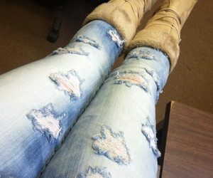 boots, punk, and grunge image