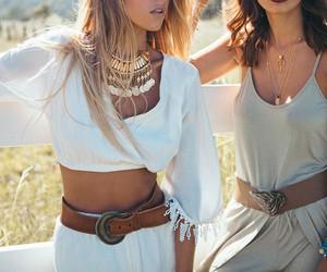 boho, fashion, and glamour image