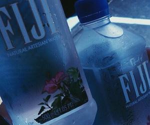 fiji, water, and grunge image