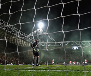 goal, Man United, and manchester united image