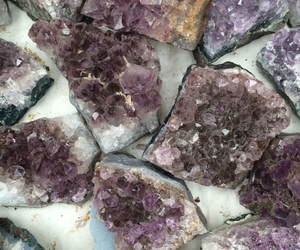 precious, purple, and quartz image