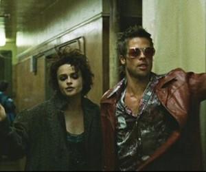 fight club, movie, and brad pitt image