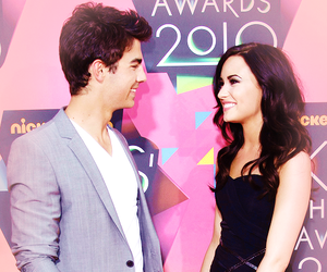 demi lovato, jemi, and Joe Jonas image