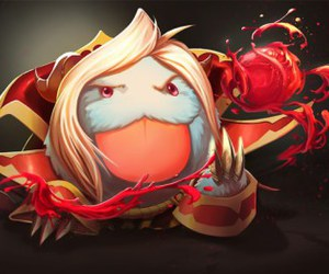 Vladimir, league of legends, and cute image