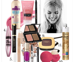 cosmetics, makeup, and beauty products image
