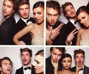funny, victoria justice, and joey graceffa image